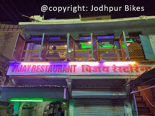 vijay Restaurant jodhpur